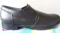 Новые кожаные туфли Flamingo для мальчика распродажа