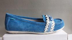 Новые замшевые туфли Flamingo для девочки