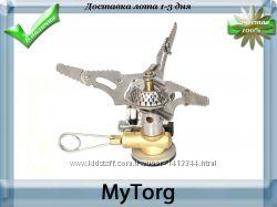 Горелка титановая c пьезоподжигом tramp trg-008