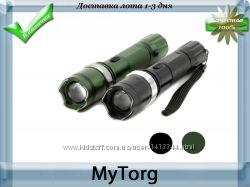 Электрошокер zz-t10 police с фонариком