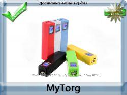 Зарядное устройство power bank case kit c цифровым дисплеем