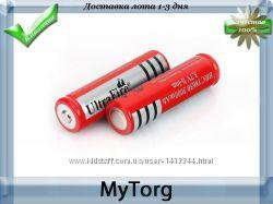 Аккумулятор ultrafire 3, 7v 18650 3000mah