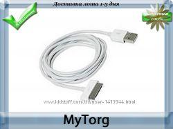Apple, iphone 4 4s 4g usb кабель зарядка