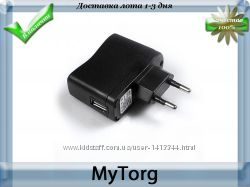 Зарядное устройство usb для ipod, mp4, mp3
