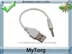 Usb кабель для зарядки плеера apple ipod shuffle 2ого поколения