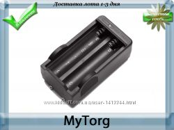 Digital smart зарядное устройство для 18650 батарей 3. 7 - 4, 2 в
