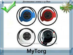 Стерео bluetooth-гарнитура mini 503, спортивные беспроводные наушники