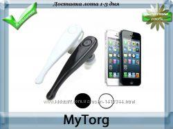 Беспроводная bluetooth-гарнитура для смартфонов iphone и samsung