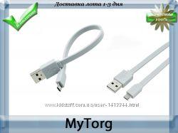 Data кабель usb в микро usb длиной 20 см