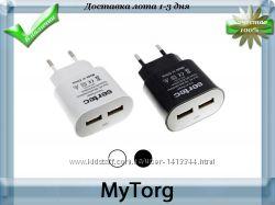 Сетевое зарядное устройство для ipad mini ipad air phone5 2 usb