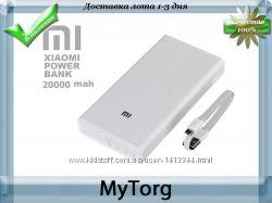 Портативное рарядное устройство xiomi mi power bank 20000 mah