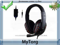 Геймерские наушники gamer over-ear t0275 для пк ps4