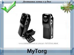 Портативная велосипедная туристическая мини веб камера md80
