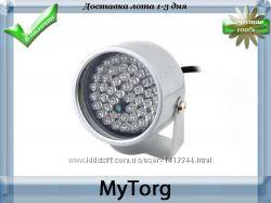 Инфракрасное освещение 48-led для видеонаблюдения y677