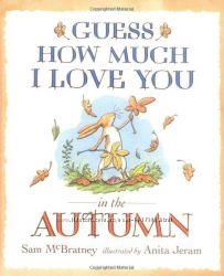Книги на английском - книги для детей от 0 до 5 Guess How much I love you