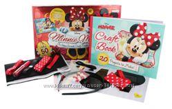 Книги на английском-подарочный набор Minnie Makes Craft Book and Kit