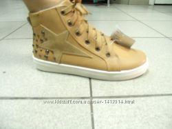 Кеды завышены ботинки размеры 40, 41 К-365