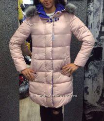 Теплая курточка  фабричный китай