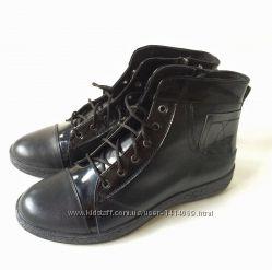 Полусапожки, ботинки женские демисезон натур. кожа 38р.