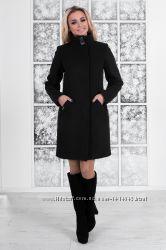 Пальто женское Сплит зима бм Зима