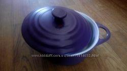 Кастрюля Sacher лиловая 1, 3 л