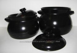 Набор столовых керамичных кастрюль