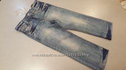 Модные джинсы для малышки от Wojik