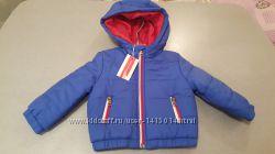 Итальянская зимняя курточка для малыша