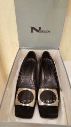 Napoleoni туфельки замшевые 35 размер для Принцессы
