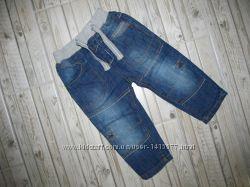 Стильные джинсы Rebel 9-12 мес.