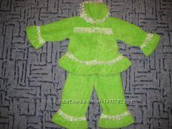 Новый детский теплый костюмчик на ребенка 2 - 4 года