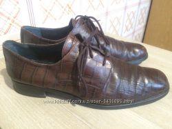 Продам кожаные стильные туфли prialpas gamma 40 р