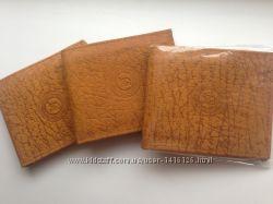 Солидные мужские портмоне из слоновой кожи