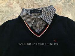 Фирменный свитер TOMMY HILFIGER , очень красивый