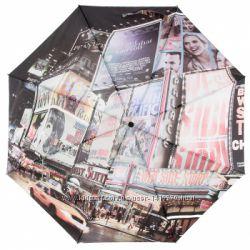 Женский зонт Zest с панорамным рисунком 6