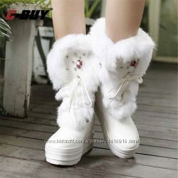 Ботинки полусапожки