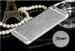 Роскошная блестящая наклейка на айфон iphone 5 and 5s