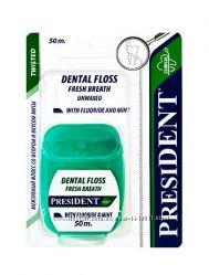 Зубная нить PresiDent Италия