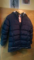 Зимняя куртка с капюшоном Lee Cooper Англия