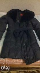 Пальто зимнее пуховик