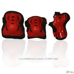 Защита для локтей коленей и запястий размер L от 8 лет