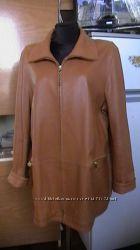 Куртка женская кожанная мягенькая