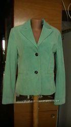 Пиджак - куртка из натуральной замши