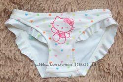 Детские купальные трусики для девочки Zara, Disney, Lupilu, Alive, Lupilu
