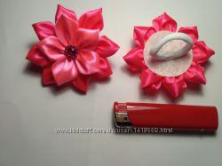 Резинки для волос ручной работы