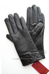Размеры 6, 5 до 8, 5 Перчатки из кожи ягненка на искусственном меху