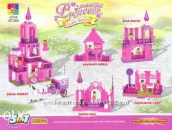 Конструктор Beautiful Princess 5в1