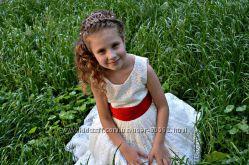 Наше безумно красивое выпускное платье