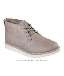 Ботинки Bobs Boot от Skechers кожа пролет. Моя пересылка