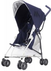 Самая легкая прогулочная коляска трость Maclaren Mark II